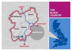 Griffin-Woodhouse Ltd - Black Country Map